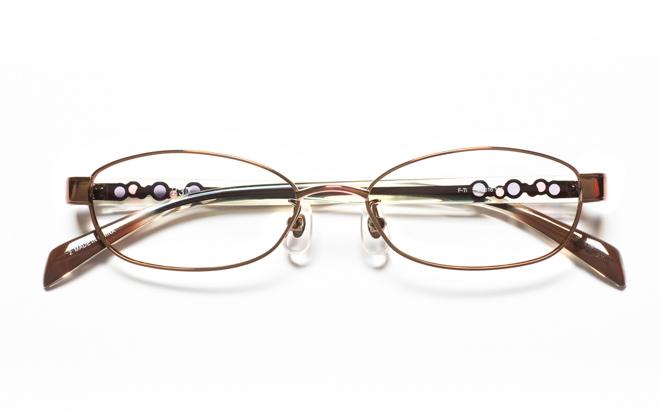 【送料無料】メガネ度付き/度なし 23区 43-0149 2BRブラウン【薄型レンズ追加料金0円】(メガネケース・メガネ拭き付) メガネ/めがね/眼鏡/度付きメガネ/度入り/伊達メガネ