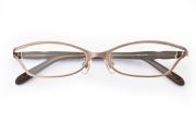 【送料無料】メガネ度付き/度なし LJ008 1ウォルナットブラウン【薄型レンズ追加料金0円】(メガネケース・メガネ拭き付) メガネ/めがね/眼鏡/度付きメガネ/度入り/伊達メガネ/眼鏡フレーム