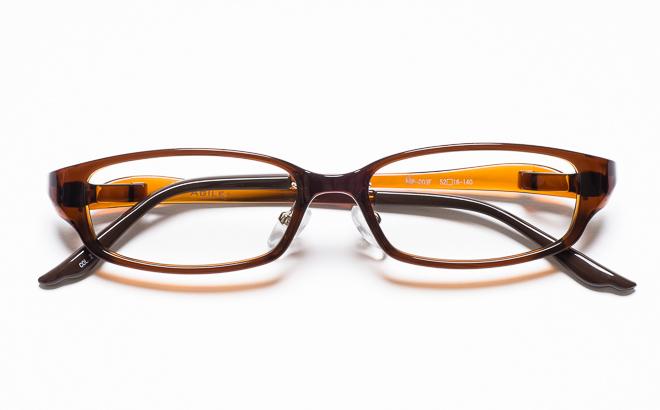【送料無料】メガネ度付き/度なし AGILE+ アジーレプラス AGP-003F 2BRブラウン【薄型レンズ追加料金0円】(メガネケース・メガネ拭き付) メガネ/めがね/眼鏡/度付きメガネ/度入り/伊達メガネ