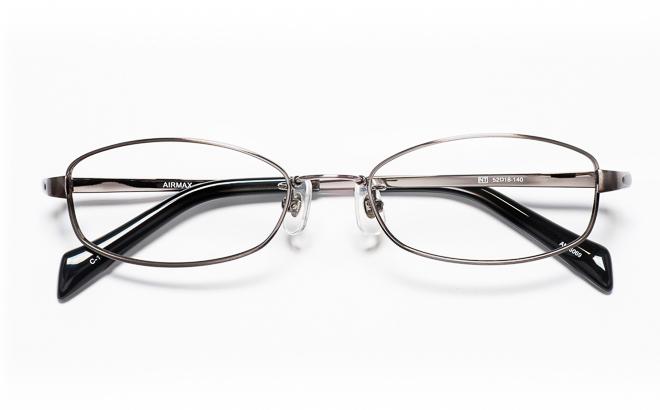 【送料無料】メガネ度付き/度なし AIRMAXエアマックス AM-5069 1(GR)グレー【薄型レンズ追加料金0円】(メガネケース・メガネ拭き付) メガネ/めがね/眼鏡/度付きメガネ/度入り/伊達メガネ/眼鏡フレーム