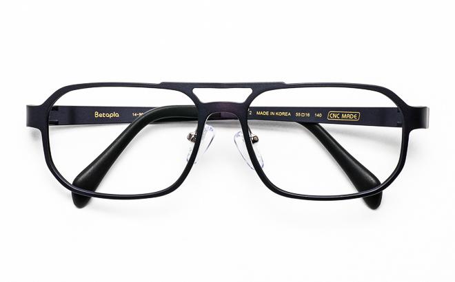 【送料無料】メガネ度付き/度なし Betapla MultiView ベータプラマルチビューモデル 14-9002 2DGUNダークガンメタリック【薄型レンズ追加料金0円】(メガネケース・メガネ拭き付) メガネ/めがね/眼鏡/度付きメガネ/度入り/伊達メガネ 【10P13Dec14】