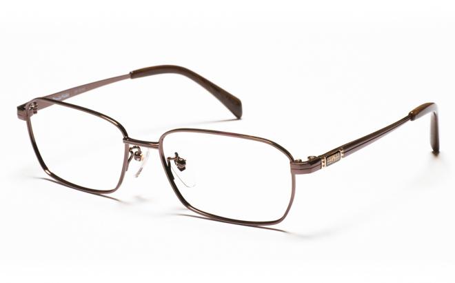 2DBRブラウン 度入り/ 【送料無料】 眼鏡/ デービッド 伊達メガネ メガネ/ (メガネケース・メガネ拭き付) 【薄型レンズ追加料金0円】 メガネ度付き/ 度なし 【RCP】 めがね/ DH-8240 ヒックス DAVID HICKS 度付きメガネ/