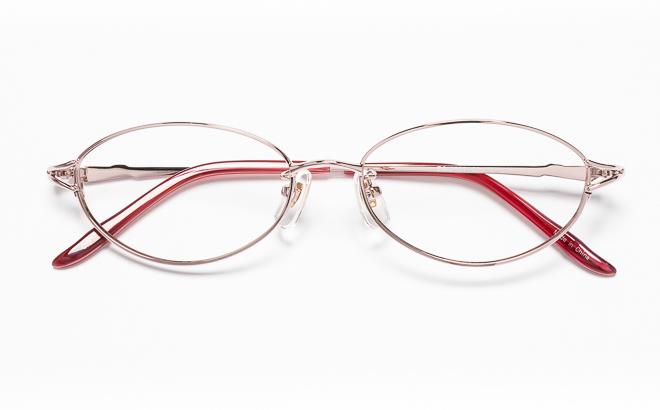 【送料無料】メガネ度付き/度なし ESSEエッセ ES-2501 2(PK)ピンク【薄型レンズ追加料金0円】(メガネケース・メガネ拭き付) メガネ/めがね/眼鏡/度付きメガネ/度入り/伊達メガネ/眼鏡フレーム