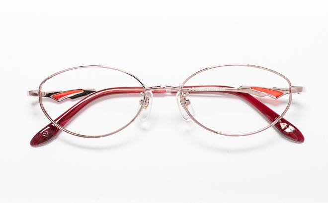 【送料無料】メガネ度付き/度なし ESSEエッセ ES-2503 2(PK)ピンク【薄型レンズ追加料金0円】(メガネケース・メガネ拭き付) メガネ/めがね/眼鏡/度付きメガネ/度入り/伊達メガネ/眼鏡フレーム