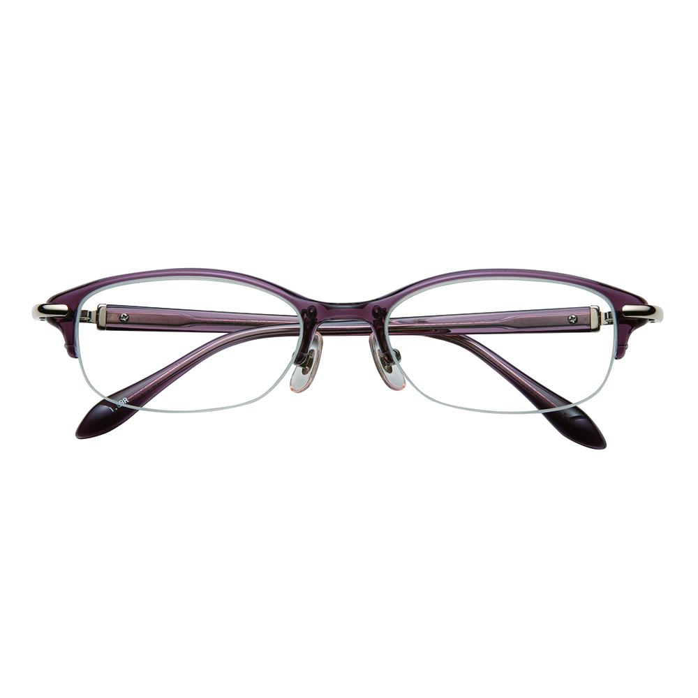 i-mine イマイン IMI02-2432 ライトブラウン レディース/メガネ/めがね/眼鏡/度付きメガネ/度入り/伊達メガネ
