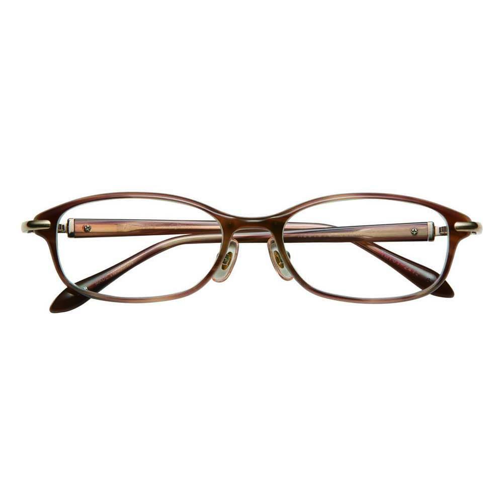 i-mine イマイン IMI01-2412 3マロンブラウン レディース/メガネ/めがね/眼鏡/度付きメガネ/度入り/伊達メガネ