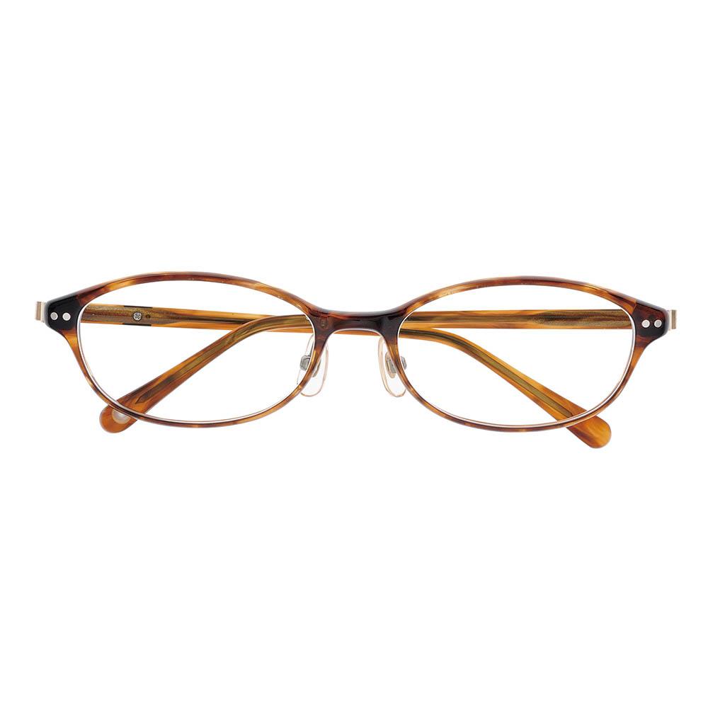 i-mine イマイン IMI07-2311(7B24N) 1ライトブラウン レディース/メガネ/めがね/眼鏡/度付きメガネ/度入り/伊達メガネ