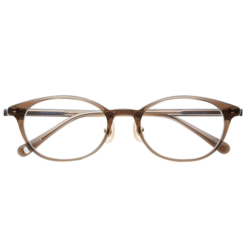 i-mine イマイン IMI11-2314 49 1ダークグレー レディース/メガネ/めがね/眼鏡/度付きメガネ/度入り/伊達メガネ