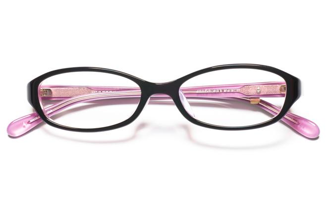 【送料無料】メガネ度付き/度なし JILL STUART ジル スチュアート 05-0762 4BKPKブラック【薄型レンズ追加料金0円】(メガネケース・メガネ拭き付) メガネ/めがね/眼鏡/度付きメガネ/度入り/伊達メガネ