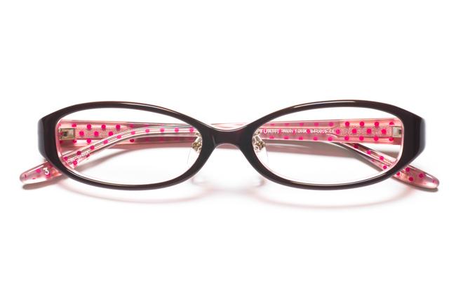 【送料無料】メガネ度付き/度なし JILL STUART NY ジル スチュアート ニューヨーク 04-0005 3BKPKブラック【薄型レンズ追加料金0円】(メガネケース・メガネ拭き付) メガネ/めがね/眼鏡 【子供用/小さいサイズ】