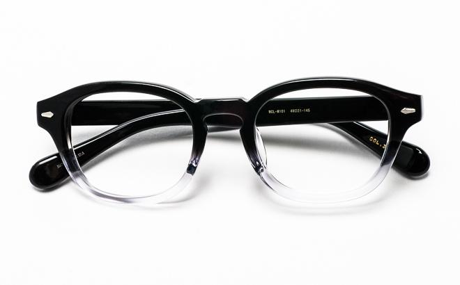 【送料無料】メガネ度付き/度なし MS Classic Line メガネスーパークラシックライン MCL-M101 3ブラック×クリアー【薄型レンズ追加料金0円】(メガネケース・メガネ拭き付) メガネ/めがね/眼鏡/度付きメガネ/伊達メガネ/セルフレーム 【10P13Dec14】