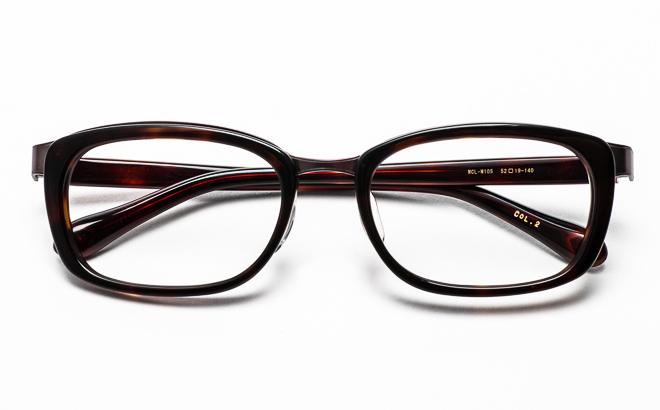 【送料無料】メガネ度付き/度なし MS Classic Line メガネスーパークラシックライン MCL-M105 2BRブラウン【薄型レンズ追加料金0円】(メガネケース・メガネ拭き付) メガネ/めがね/眼鏡/度付きメガネ/度入り/伊達メガネ/セルフレーム 【10P13Dec14】