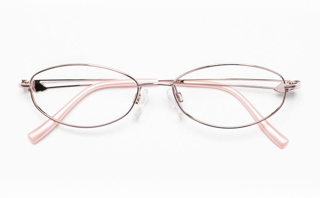 【送料無料】メガネ度付き/度なし Premiereプルミエール PRE-001 1(PK)ピンク【薄型レンズ追加料金0円】(メガネケース・メガネ拭き付) メガネ/めがね/眼鏡/度付きメガネ/度入り/伊達メガネ