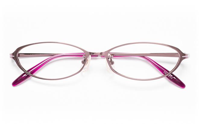 【送料無料】メガネ度付き/度なし RULAL ルーラル RU-1003 2(PU)パープル【薄型レンズ追加料金0円】(メガネケース・メガネ拭き付) メガネ/めがね/眼鏡/度付きメガネ/度入り/伊達メガネ