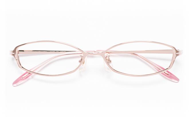 【送料無料】メガネ度付き/度なし RULAL ルーラル RU-1004 1(PK)ピンク【薄型レンズ追加料金0円】(メガネケース・メガネ拭き付) メガネ/めがね/眼鏡/度付きメガネ/度入り/伊達メガネ