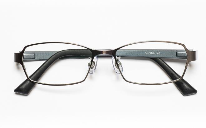 【送料無料】メガネ度付き/度なし type-fit タイプフィット TF-1003 2GRグレー【薄型レンズ追加料金0円】(メガネケース・メガネ拭き付) メガネ/めがね/眼鏡/度付きメガネ/度入り/伊達メガネ