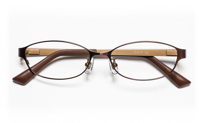 【送料無料】メガネ度付き/度なし type-fit タイプフィット TF-1004 1BRブラウン【薄型レンズ追加料金0円】(メガネケース・メガネ拭き付) メガネ/めがね/眼鏡/度付きメガネ/度入り/伊達メガネ