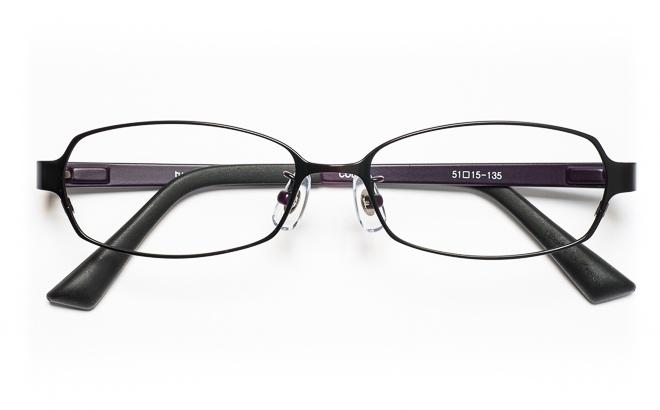 【送料無料】メガネ度付き/度なし type-fit タイプフィット TF-1006 3BKブラック【薄型レンズ追加料金0円】(メガネケース・メガネ拭き付) メガネ/めがね/眼鏡/度付きメガネ/度入り/伊達メガネ