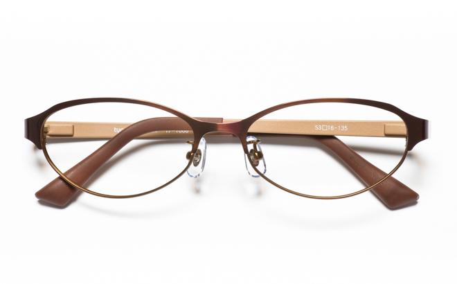 【送料無料】メガネ度付き/度なし type-fit タイプフィット TF-1008 1BRブラウン【薄型レンズ追加料金0円】(メガネケース・メガネ拭き付) メガネ/めがね/眼鏡/度付きメガネ/度入り/伊達メガネ