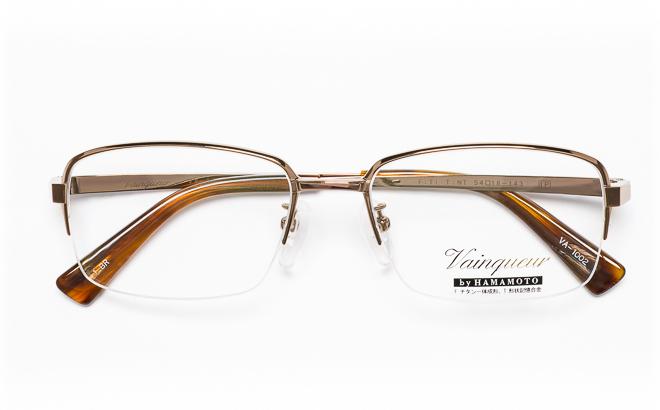 【送料無料】メガネ度付き/度なし Vainqueurヴァンクール VA-1002 1(BR)ブラウン【薄型レンズ追加料金0円】(メガネケース・メガネ拭き付) メガネ/めがね/眼鏡/度付きメガネ/度入り/伊達メガネ