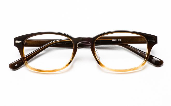 【送料無料】メガネ度付き/度なし VIVOビーボ VI-3012 3BRブラウン【薄型レンズ追加料金0円】(メガネケース・メガネ拭き付) メガネ/めがね/眼鏡/度付きメガネ/度入り/伊達メガネ/セルフレーム/セル