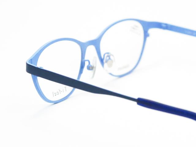 HOYA製レンズつき・国産高品質・日本製ティフィールメガネセットCIEL-52/23・強度対応・度付き・度なし・ダテメガネ・伊達眼鏡・