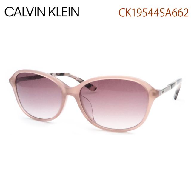 【送料無料】【CALVIN KLEIN】カルバンクラインサングラスCK19544SA 662 セル【あす楽】