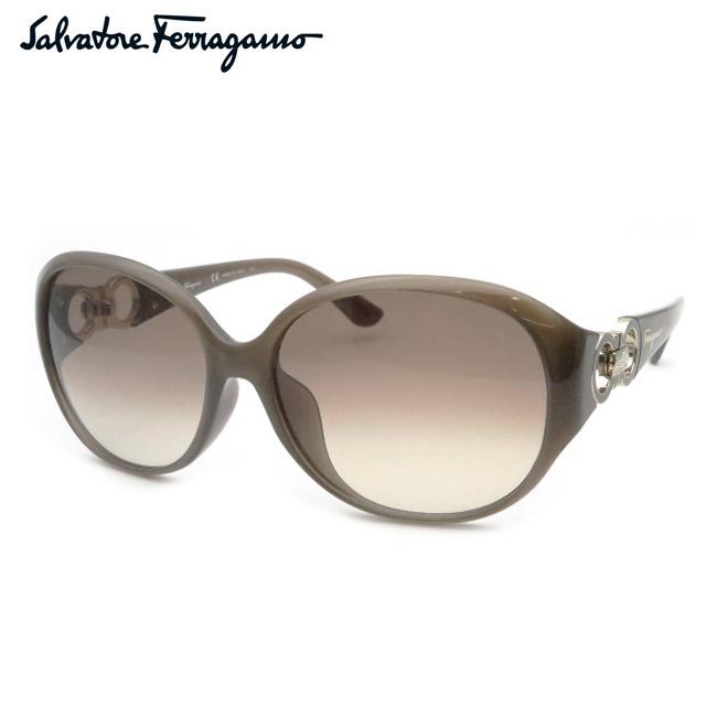 【Salvatore Ferragamo】フェラガモサングラスSF896SRA 272 タートルダヴ【あす楽】