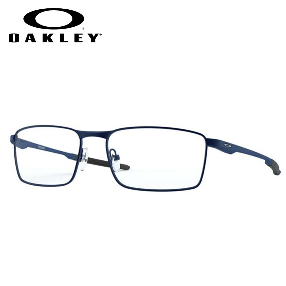 【送料無料】レンズつき 【OAKLEY】オークリーメガネセット OX3227 0457 【57サイズ】FULLER ハイカーブ スポーツ 度付き 度なし ダテメガネ 伊達眼鏡 薄型 UVカット 撥水コート