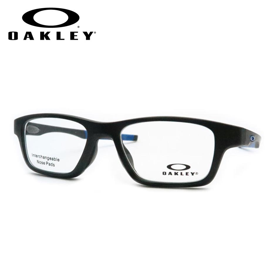【送料無料】HOYA製レンズつき・【OAKLEY】オークリーメガネセットOX8117-0450・【50サイズ】・クロスリンク ハイパワー・CROSSLINK HIGH POWER・スポーツ・度付き・度なし・ダテメガネ・伊達眼鏡・【薄型】【UVカット】【撥水コート】