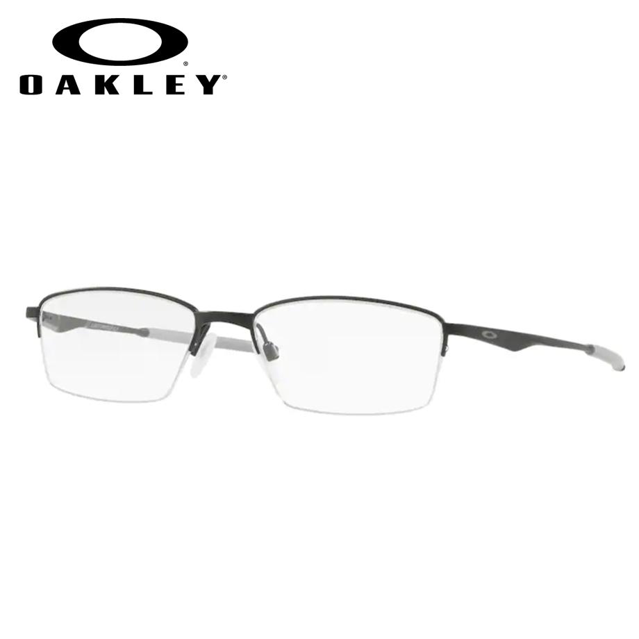 【送料無料】HOYA製レンズつき 【OAKLEY】オークリーメガネセット OX5119-0154 【54サイズ】・リミットスイッチ0.5・LimitSwitch0.5 ナイロール スポーツ 度付き 度なし ダテメガネ 伊達眼鏡 薄型 UVカット 撥水コート