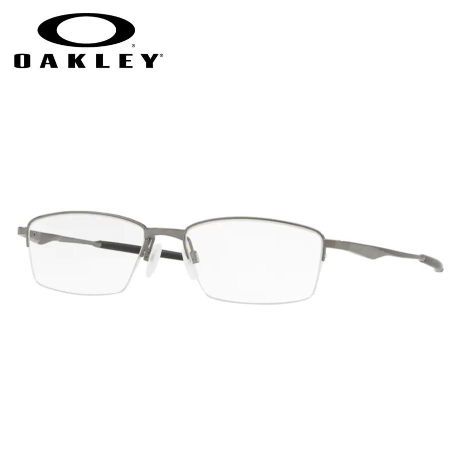 【送料無料】HOYA製レンズつき 【OAKLEY】オークリーメガネセット OX5119-0454 【54サイズ】・リミットスイッチ0.5・LimitSwitch0.5 ナイロール スポーツ 度付き 度なし ダテメガネ 伊達眼鏡 薄型 UVカット 撥水コート