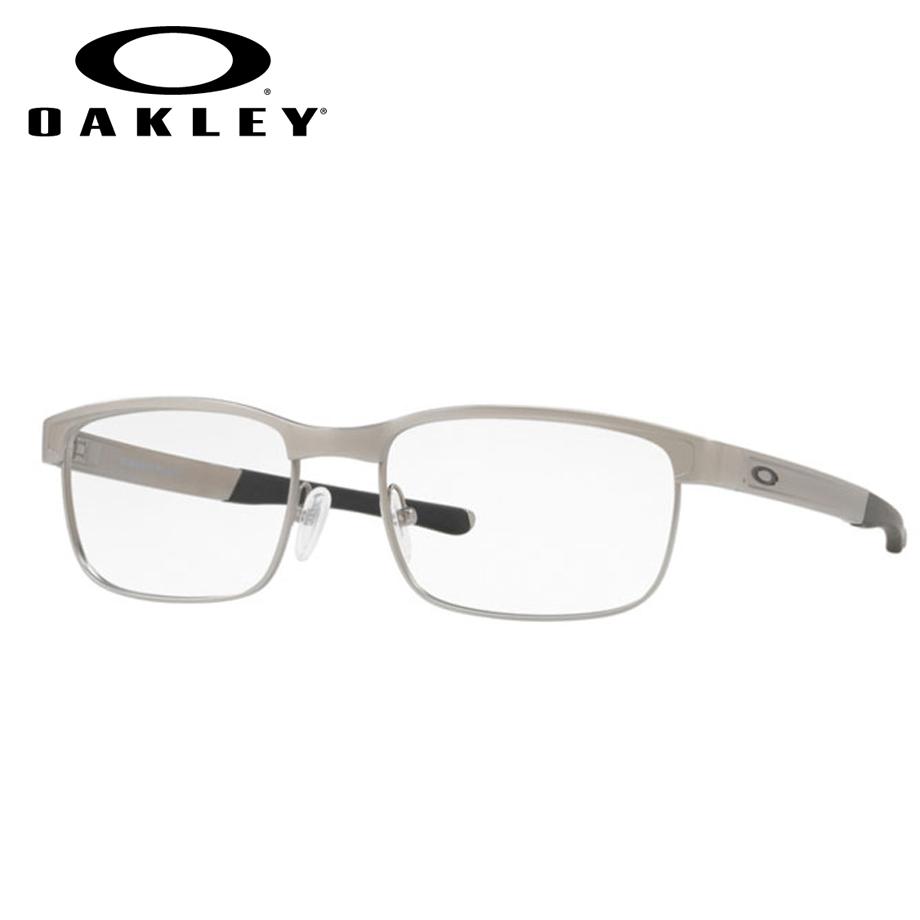 【送料無料】HOYA製レンズつき 【OAKLEY】オークリーメガネセット OX5132 0352 【52サイズ】・サーフェスプレート・SuefacePlate スポーツ 度付き 度なし ダテメガネ 伊達眼鏡 薄型 UVカット 撥水コート