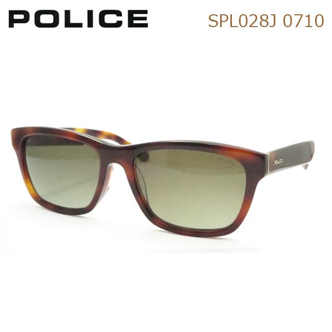 【送料無料】【POLICE】ポリスサングラスSPL028J-0710【あす楽】