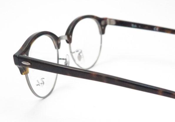 HOYA製レンズつき・正規商品販売店・クラブマスター・クラブラウンドレイバンメガネセット4246V-2012・49サイズ・度付き・度なし・ダテメガネ・伊達眼鏡・