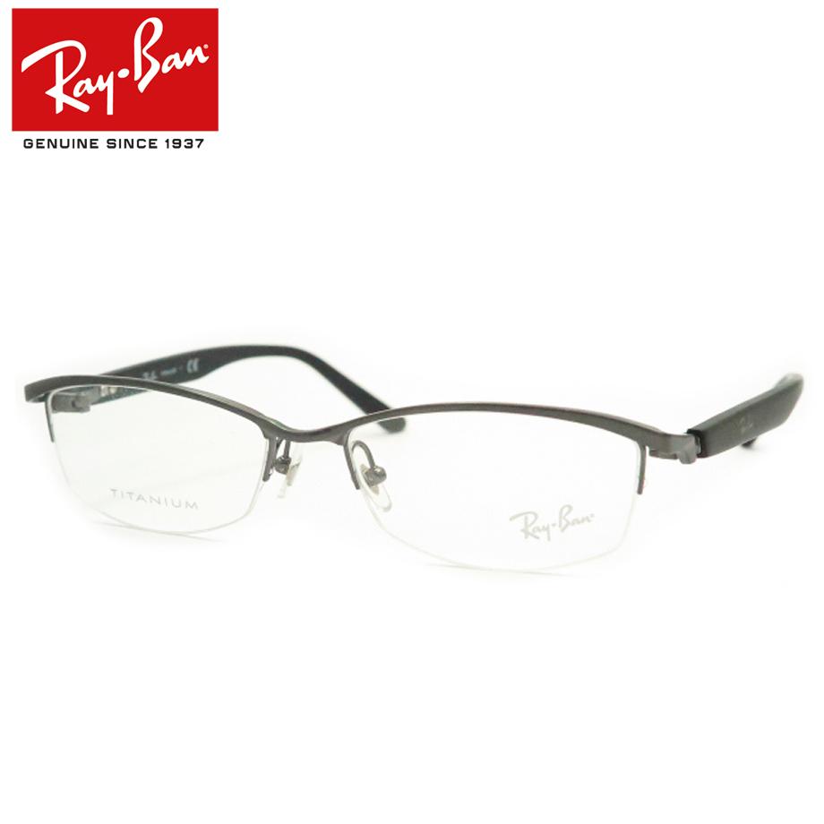 【送料無料】HOYA製レンズつき 正規商品販売店【Ray-Ban】レイバンメガネセット 8731D-1047 度付き 度なし ダテメガネ 伊達眼鏡 薄型 UVカット 撥水コート
