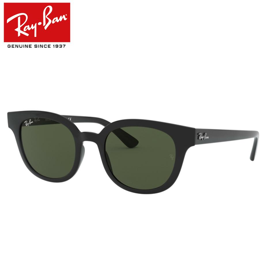 【送料無料】正規商品販売店【Ray-Ban】レイバン度入りサングラスセット(度付きサングラス)RB4324F 601/31 【50サイズ】