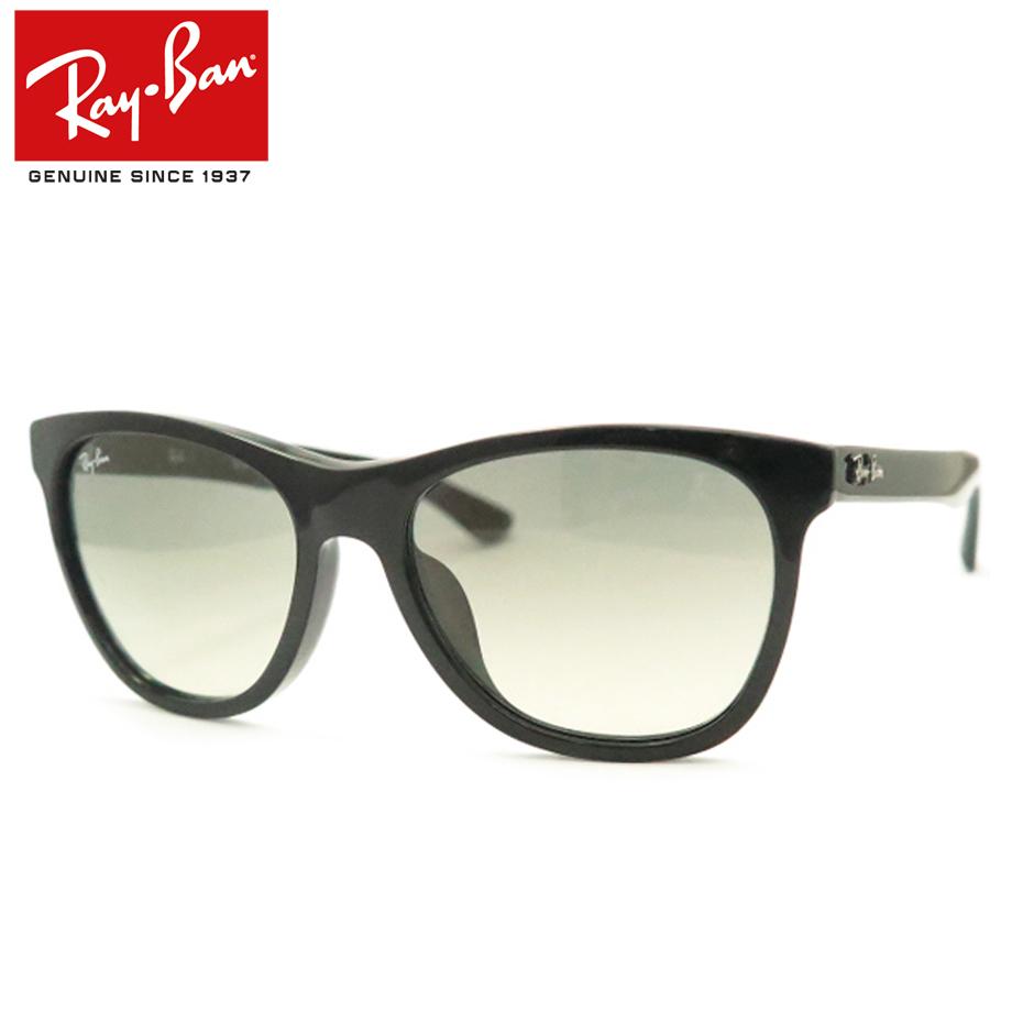 【送料無料】正規商品販売店【Ray-Ban】レイバン度入りサングラスセット(度付きサングラス)RB4184-901/32【54サイズ】