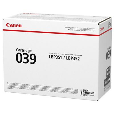 純正品 人気ブレゼント! キャノン 豊富な品 トナーカートリッジ039 CANON CRG-039