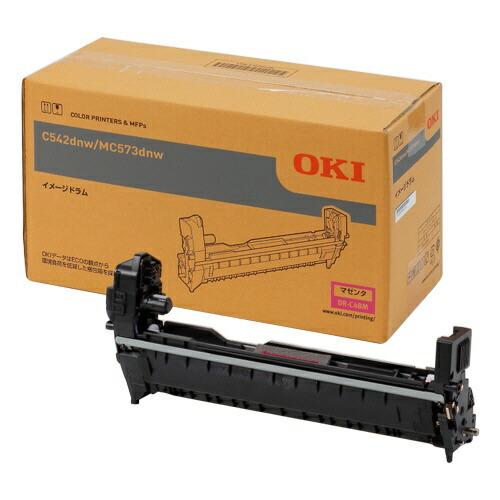お買い得なおまとめ商品がお勧めです 純正品 沖 DR-C4BM マゼンタ イメージドラムユニット OKI 価格 交渉 送料無料 価格交渉OK送料無料