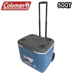 コールマン エクストリーム5 ホイールクーラー ダスク 50Qt (Coleman XTREME5 WHEELED XTREME5 COOLER) キャスター付 (Coleman ダスク (DUSK) (3000005889), TEANY(ティーニー):8c986e59 --- officewill.xsrv.jp