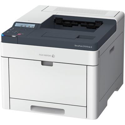 【純正品】 富士ゼロックスA4カラーレーザープリンターXEROX DocuPrint CP310dwII