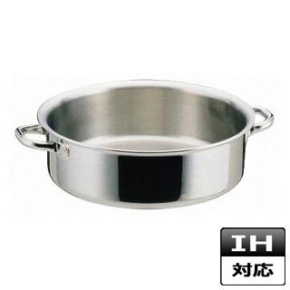 外輪鍋 SAエオリア 外輪鍋 24cm IH対応 IH鍋【 お鍋おすすめ おすすめだんつき鍋 業務用ゆで麺鍋 人気使いやすい鍋 】