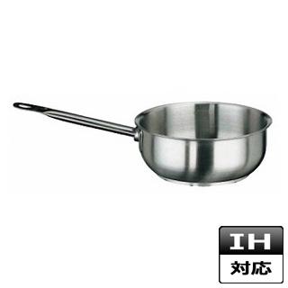 ソテーパン パデルノ 18-10 ステンレス ソテーパン[蓋無] 1113-26cm IH対応