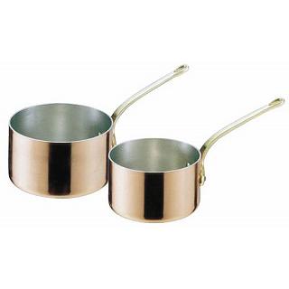 『 片手鍋 』片手鍋 エトール 銅 片手深型鍋 24cm