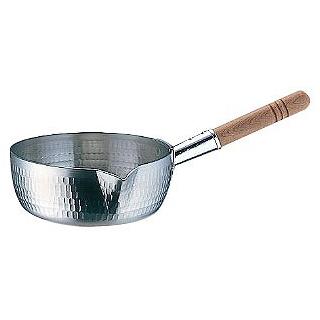 『 雪平鍋 』雪平鍋 アルミ DON カラス口 15cm