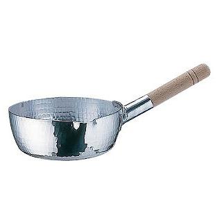 『 雪平鍋 』雪平鍋 アルミ 本職用 手打 [3mm厚] 30cm