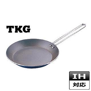 【まとめ買い10個セット品】オムレツパン TKG 24cm IH対応 IH100V対応IH200V対応【 卵焼き用フライパン オムレツフライパン オムライスフライパン 】