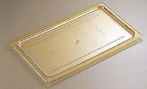 【まとめ買い10個セット品】ホテルパン キャンブロ・ホットパン用平面カバー 90HPC 1/9用