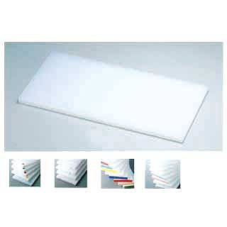 【まとめ買い10個セット品】K型 プラスチックまな板 K3 600×300×H5mm